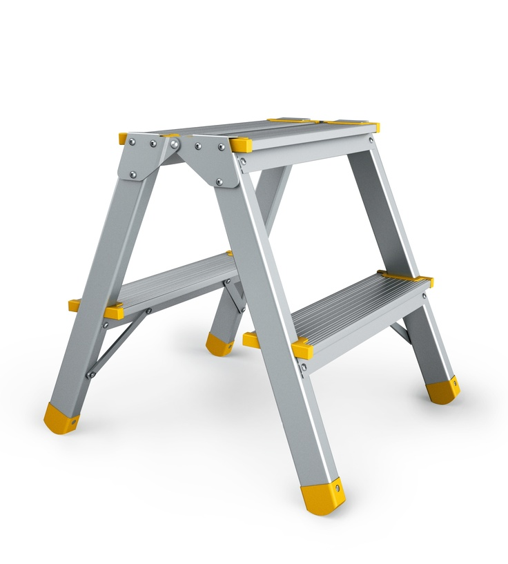 225 Best Folding Ladders Images On Pinterest Folding