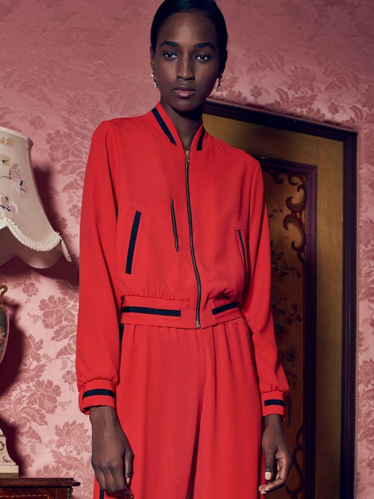 Alexis Clothing 'Bentley Jacket Red' Jackets |Shop Splash  www.shopsplash.com
