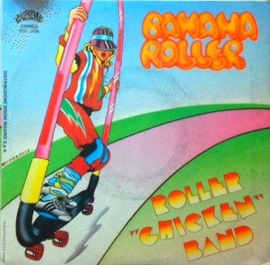 "Roller ""Chicken"" Band - Banana Roller (Vinyl) at Discogs"