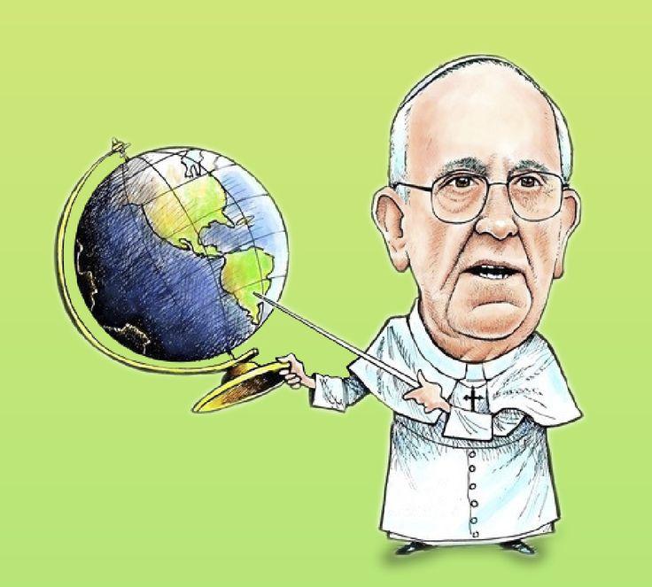 """ONU considera """"un hito"""" la encíclica y pide un cambio global para enfrentarse al cambio climático :: Mundo :: Religión Digital"""