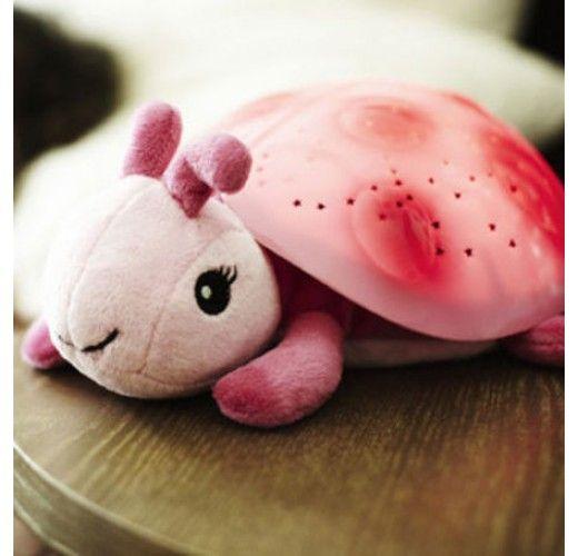 NATTLAMPE| Rosa skilpadde bamse Elsker denne, alle små jenter trenger en slik.