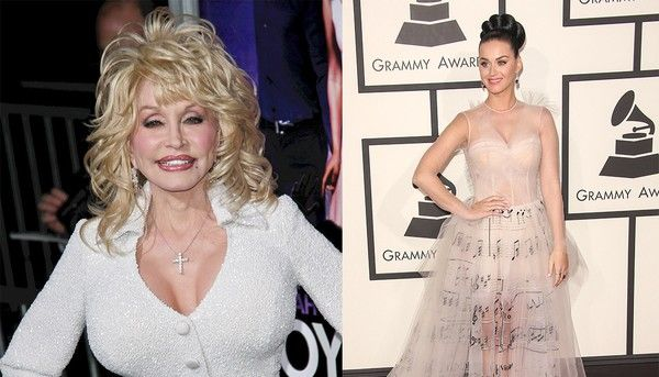 Katy Perry Will Join Dolly Parton for Epic Collaboration at the ACM Awards