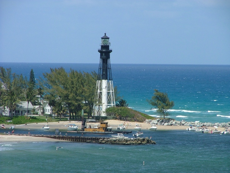 We spent a lot of time in Pompano Beach when I was younger. I'd give anything to go back!