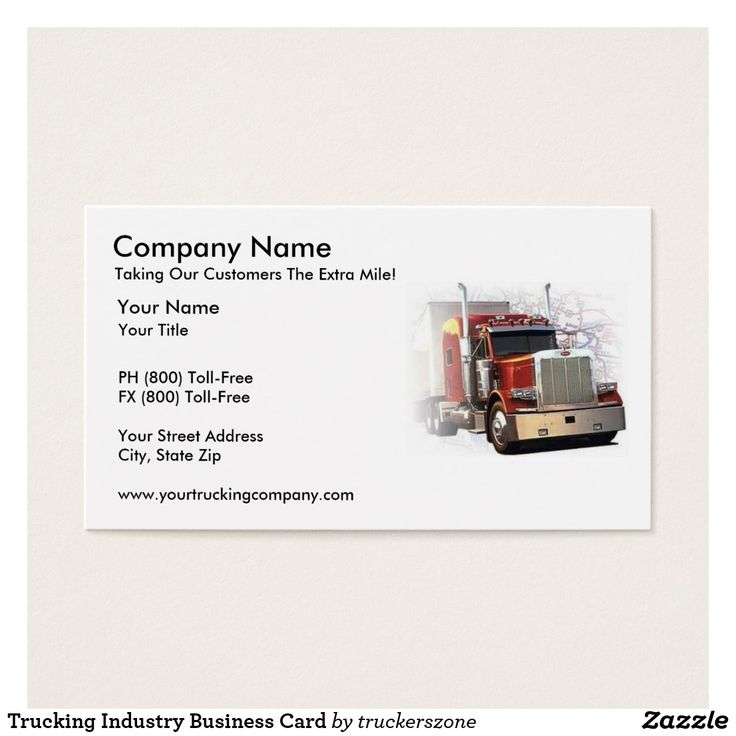 20 best trucker truck driver business cards images on pinterest trucking industry business card colourmoves