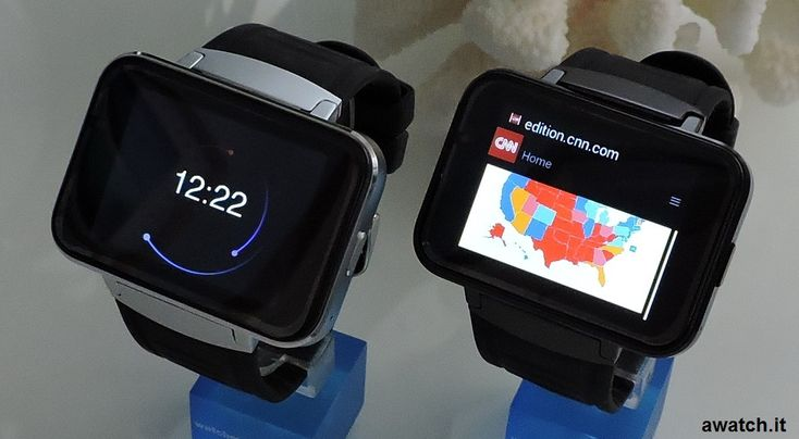 Awatch Vision smartwatch 3G 2inch display  http://www.awatch.it/awatch-vision.htm