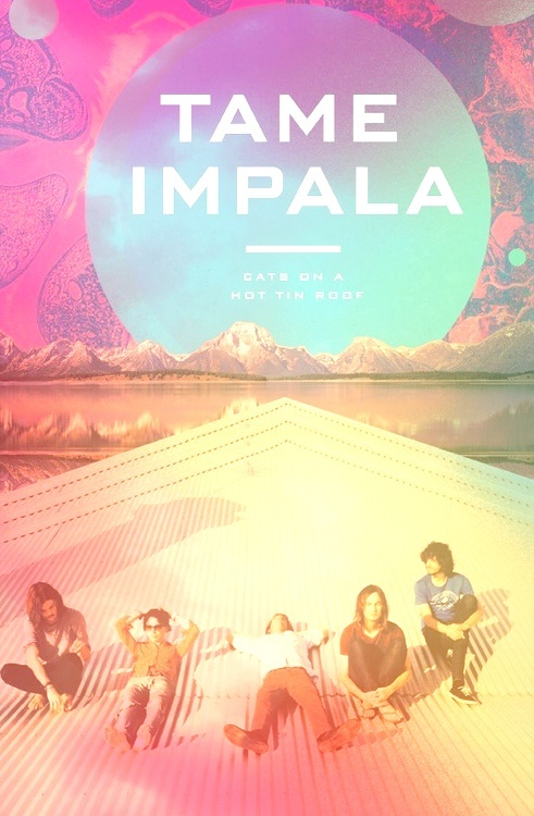 Day Two: Listening to anything by Tame Impala