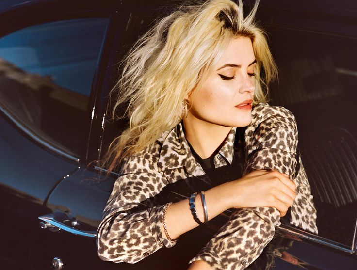 EQUIPMENT® Spring 2014 Lookbook ft. Alison Mosshart