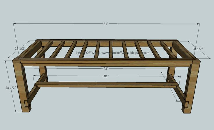 Free dining table plans pdf woodworking projects plans for Table design for project