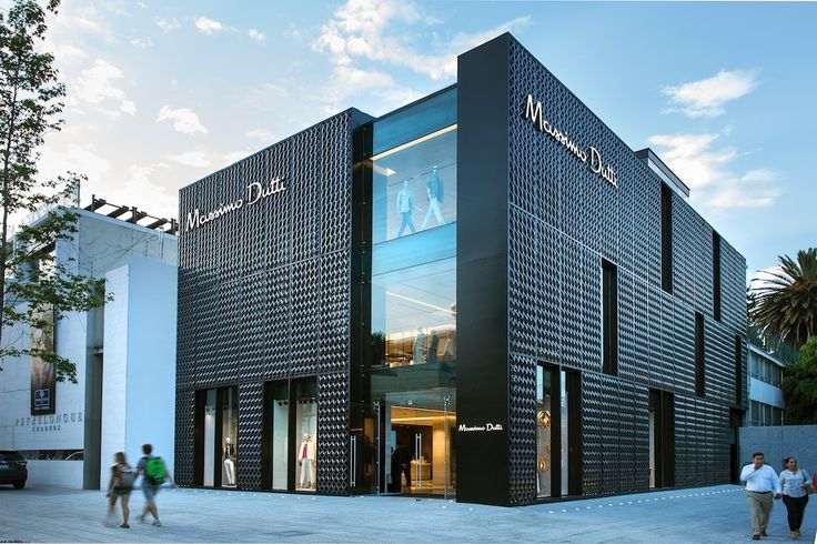 Completed in 2016 in Ciudad de México, Mexico. Images by Jaime Navarro. The new agship store for Massimo Dutti is located on Presidente Masaryk Avenue, one of the most prestigious streets in Mexico City. Home to leading...