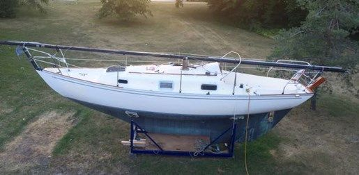 J.J. Taylor Contessa 26 1978 Used Boat for Sale in Mississauga, Ontario - BoatDealers.ca
