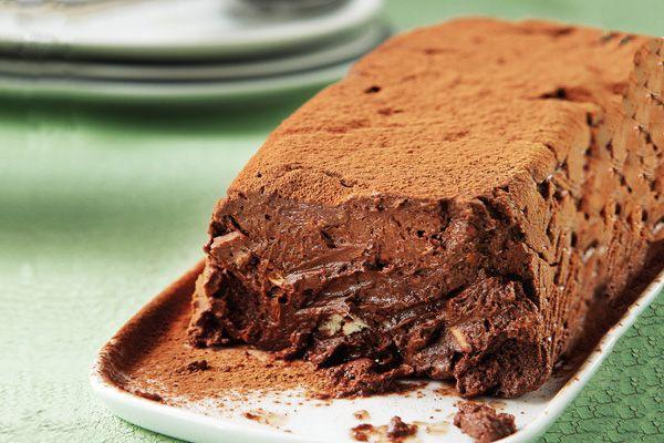 Μαρκίζ σοκολάτας με μπισκότα | ΜΑΜΑ ΠΕΙΝΑΩ!