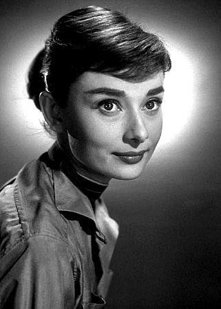Audrey Hepburn c. 1957