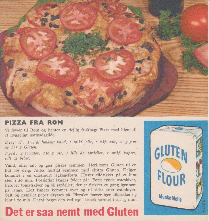 Pizza fra Rom