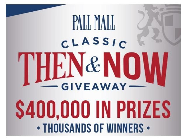 Get $25 Free From Pall Mall! - https://freebiefresh.com/get-25-free-from-pall-mall-2/