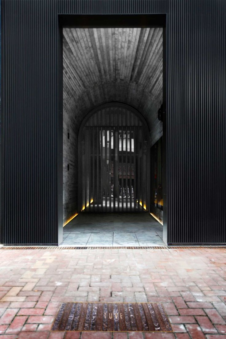 TUVE Hotel in Hong Kong by Design Systems | Yellowtrace