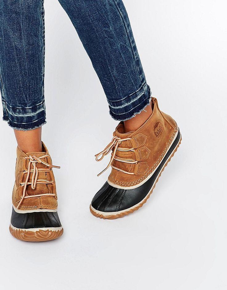 Image 1 - Sorel - Out N About - Bottines en cuir avec lacets