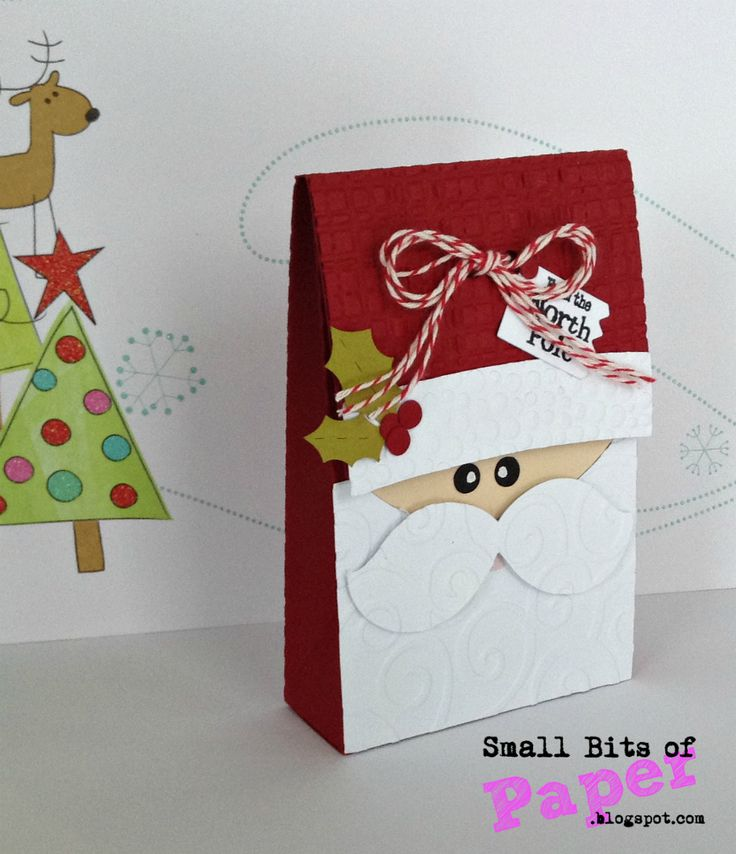 My Craft Spot: Challenge #162 - Bags & Boxes