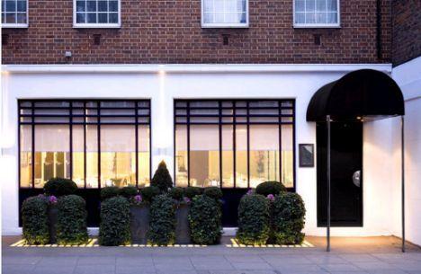 *** Michelin 2012 - Restaurant Gordon Ramsay - London #Michelin