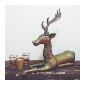 Brass bambi