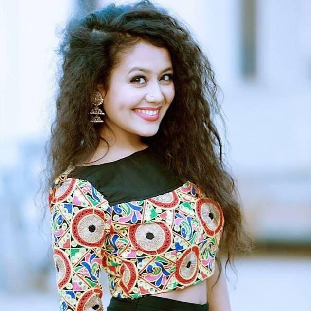 Neha Kakkar Selfie Pics Neha Kakkar Indian Celebrities Singer