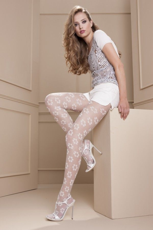 In White Pantyhose P 109