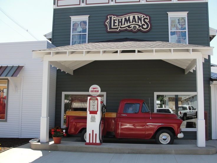 Lehmans,  Kidron, OH,  One of my favorite places to shop.