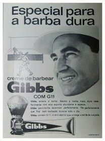 Creme de barbear Gibbs