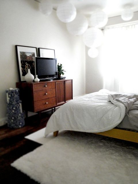 Simple Bedroom With Tv 157 best decorate :: bedroom images on pinterest | master bedroom