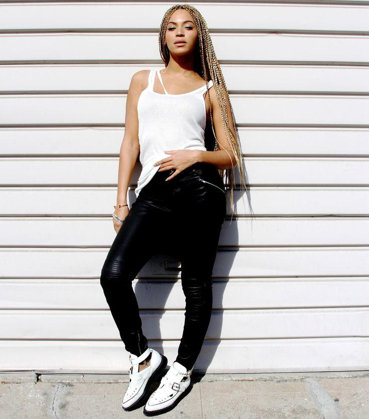 CELEBRIDADES NATURAIS: Beyoncé