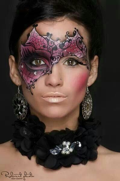 Mask for halloween or masquerade