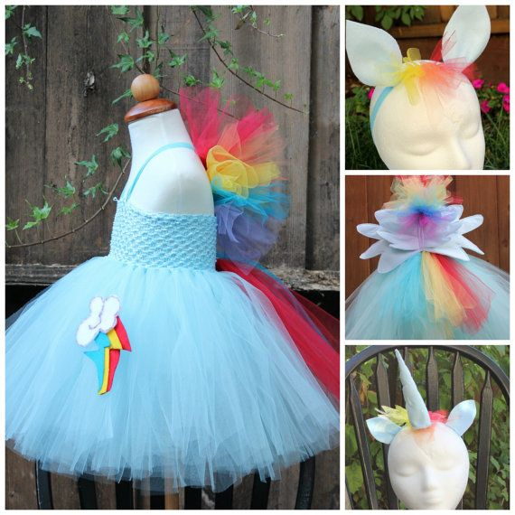 My little pony Rainbow Dash Costume Rainbow Dash 4 by BloomsNBugs