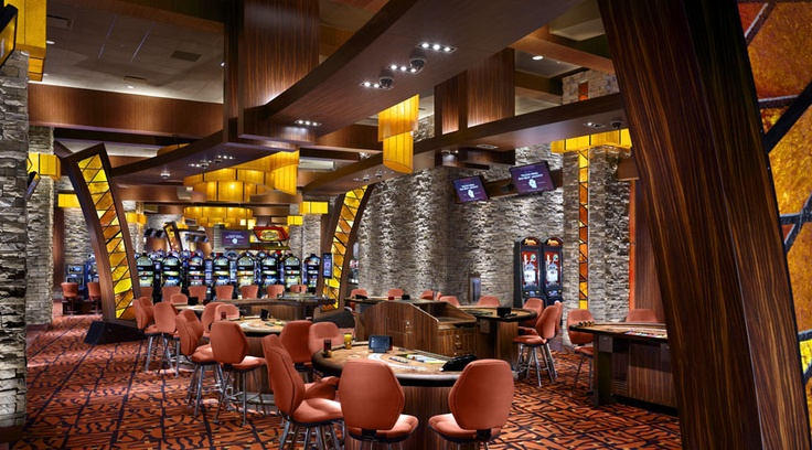 Choctaw Casino Resort Durant Table Games Pit - 40 Tables including Blackjack, Let It Ride, Bonus Texas Hold 'Em, 3 Card Poker, Pai Gow, Baccarat, Card Roulette and Craps (Oklahoma does not allow live dice or balls)