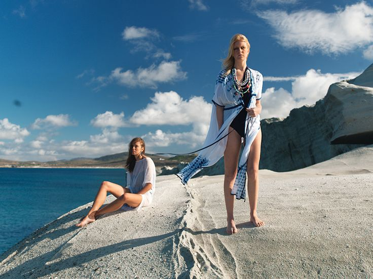 The sea is still divine. Achilleas Accessories Summer 2015 campaign.   #achilleas_accessories Style Ethnic Travel Landscape Lookbook Accessories