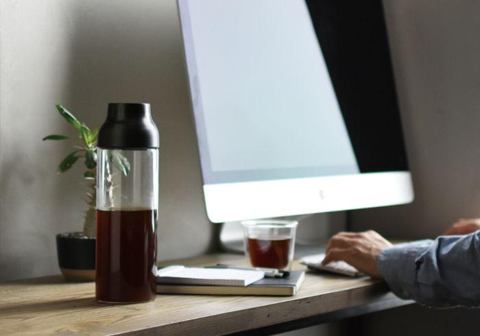コールドブリューカラフェですっきりまろやかな味わいを愉しむ Capsule Kinto Electronic Products