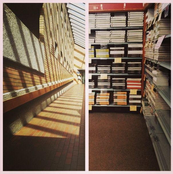 #NAITbacktoschool contest entry from @tatteredcorners. Caption 'Textbooks and hallways and classes oh my! Can't wait to start taking television broadcasting at NAIT next week!' #NAIT