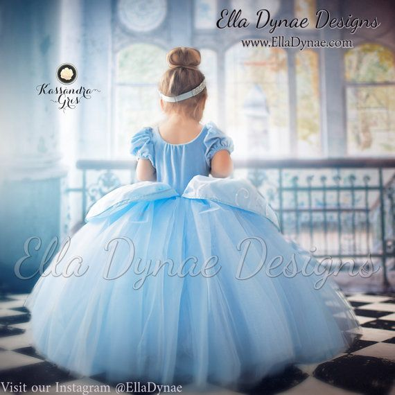 CHRISTMAS DELIVERY  Cinderella Costume Classic by EllaDynae