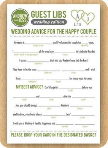 Forget the usual wedding guest books. clever and chic wedding guest book idea for your unique wedding. - Click image to find more weddings posts