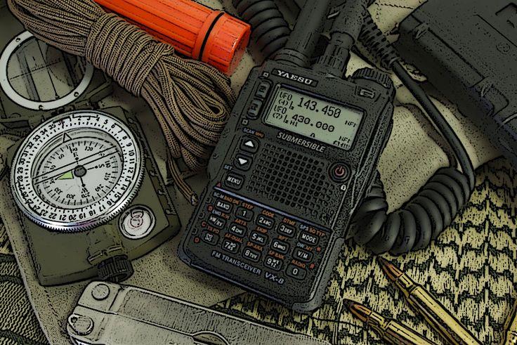 Mobile Portable Ham Radio Survival