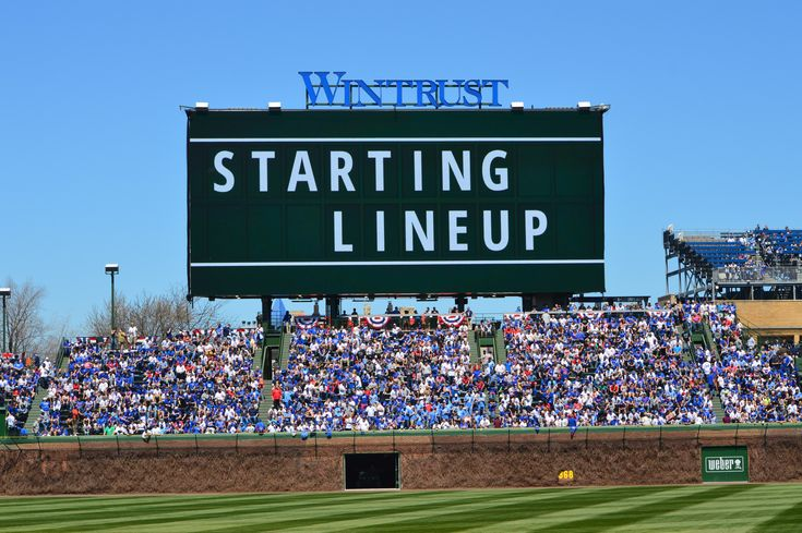 Chicago Cubs Lineup: It's Beginning to Look a Lot Like Opening Day