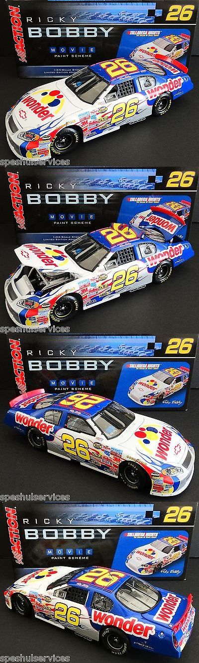 Other Diecast Racing Cars 45354: Ricky Bobby #26 Wonder Bread 1 24 Action Talladega Nights 2005 Mc 950 2508 -> BUY IT NOW ONLY: $188.35 on eBay!