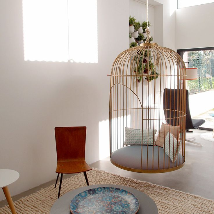 What Does A $30,000 Bird Cage Look Like?