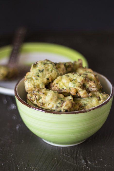 Frittelle di zucchine – Mücver