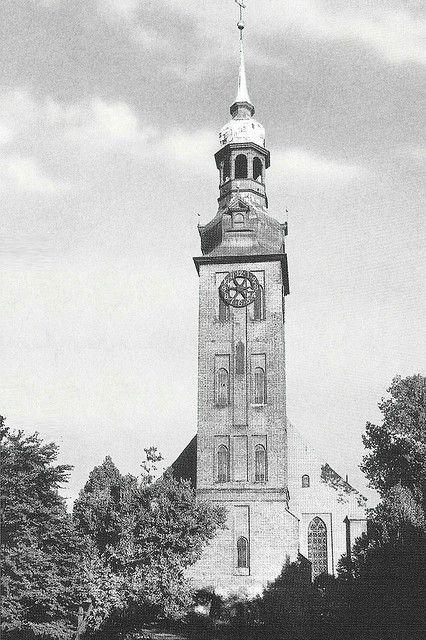 Königsberg Pr.    Neurossgärter Kirche