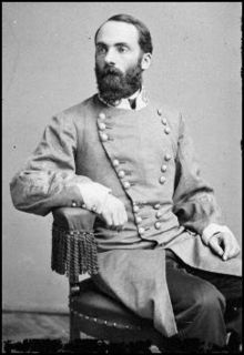 Joseph Wheeler (September 10, 1836 – January 25, 1906) was an American military commander and politician. He has the rare distinction of serving as a general during war time for two opposing forces: first as a noted cavalry general in the Confederate States Army in the 1860s during the American Civil War, and later as a general in the United States Army during both the Spanish-American War and Philippine-American War near the turn of the twentieth century.