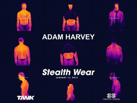 Stealth Wear: Adam Harvey
