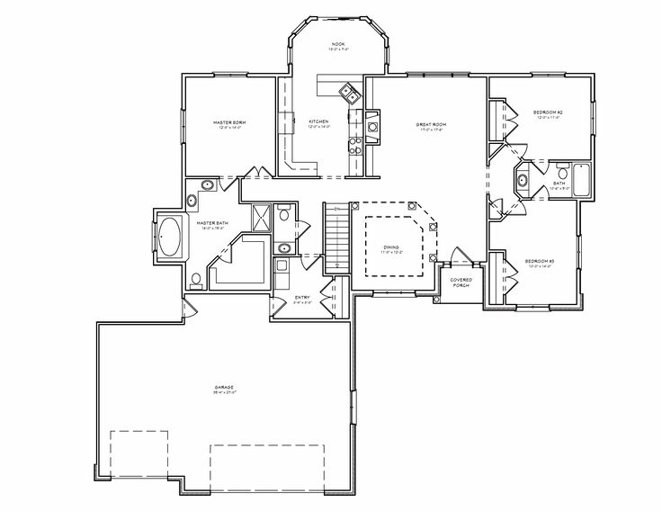 58 Best Images About House Plans On Pinterest