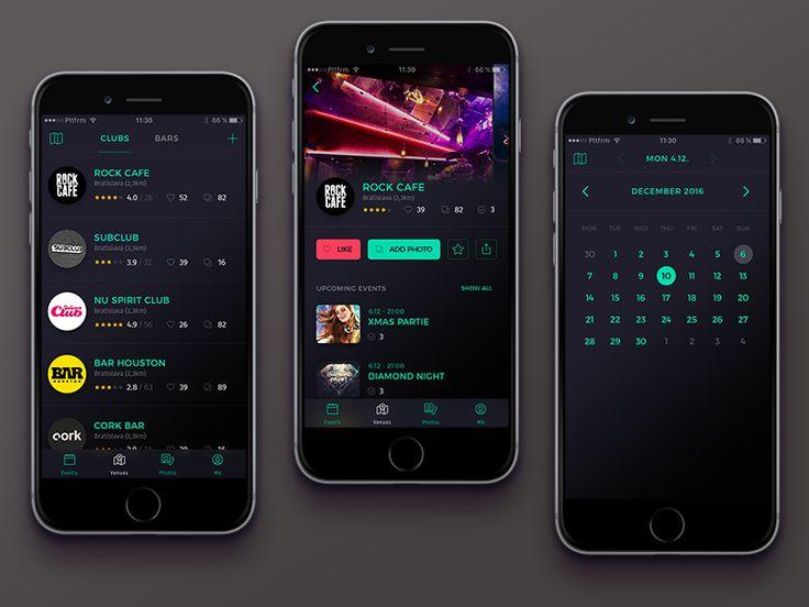 Tweaking Nili ios app