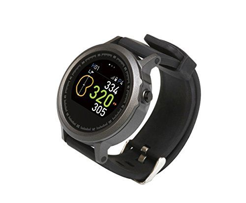 GolfBuddy WTX Smart Golf GPS Watch, Black 161.29  #Black #CourseupdateviaBluetoothwithGolfBuddySmartphoneapp #GB9-WTX #GolfBuddy #GolfBuddyWTXSmartGolfGPSWatch,Black #GPS #Holelayoutviewwithcurrentpositionoftheplayer #NotificationssyncfromSmartphone #OneSize #Pedometeractivitytracker #Simpleandfasttouchuserinterface GolfBuddy WTX golf GPS watch brings fashion and function to your everyday lifestyle. The slim watch design offers both golf GPS and smart watch features tha