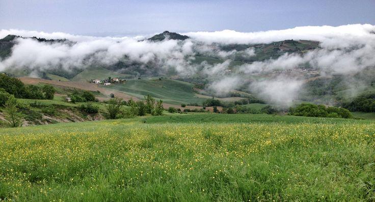 From Force towards Santa Vittoria.