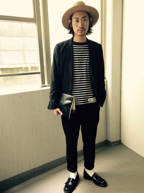 ARTISM harajuku | RYOさんのスラックス「HARE ウールイージーアンクルパンツ【HARE】」を使ったコーディネート